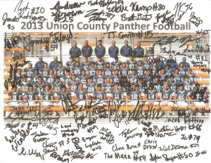 2013VarsityPanthers