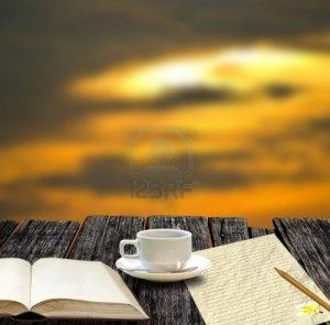 morning coffee book