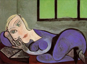 reclining-woman-reading-1960