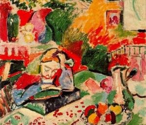 Henri-Matisse-Painting-011 child reading