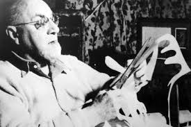 Matisse reading