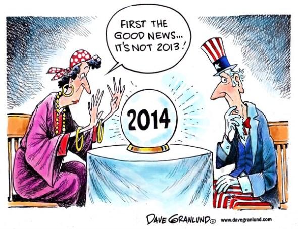 Predictions 2014