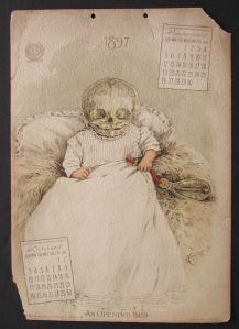 Antikamnia calendar 1897 ebay