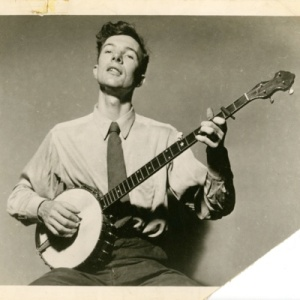 Pete Seeger, early 1940s