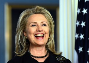 US-AUSTRALIA-POLITICS-CLINTON