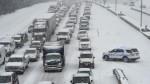 Charlotte traffic yesterday