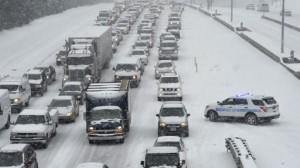 Traffic in Charlotte, NC