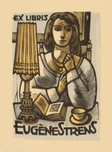 e7e6ea1caa0095cc4bb164461a1e5e9d by Jan Battermann for Eugene Strens