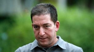 Guardian journalist Glenn Greenwald in Rio de Janeiro