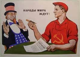 USSR propaganda art