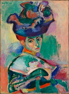 Woman with a Hat is a painting by Henri Matisse