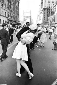 Times Square V-J Day Kiss