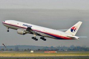 Malaysia Airlines Boeing 777 in Paris in December (AP)