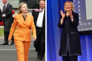 Hillary orange