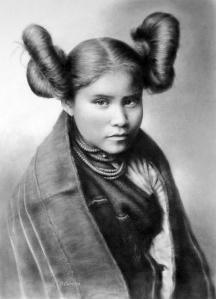 Hopi woman