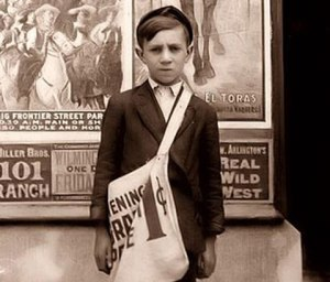 newspaper-boy