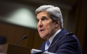 US-Secretary-Of-State-John-Kerry