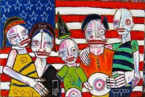 American Dream by Matt Sesow