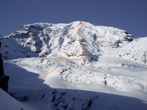 Liberty Ridge, Mount Ranier