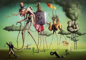 the-american-dream-by-salvadore-dali