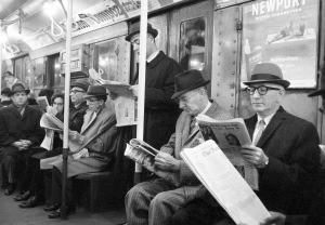 1963 subway news