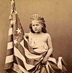 girlwflag