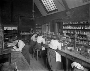 Girton Laboratory
