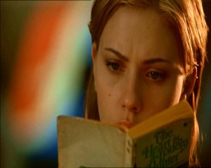 Scarlett Johansson reading  Conrad's 'Heart of Darkness'