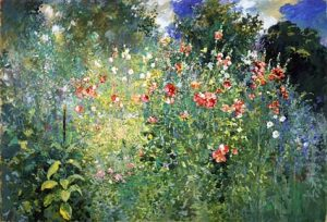 A Garden in a Sea of Flowers, Ross Turner