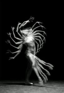 Ballet in motion. Photo Kang Seon Jun