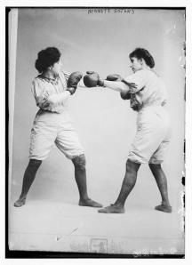 Bennett-sisters-vintage-boxing-womens-sports-management-degrees-online
