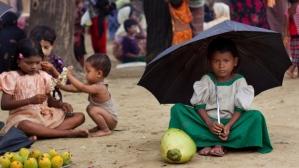 burmese muslim children