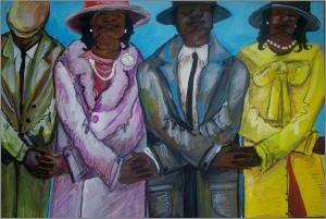 Civil Rights Line, Janie McGee