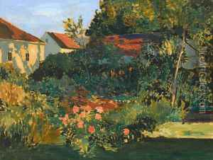 Late Summer Garden, John Gordon