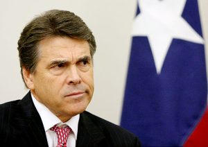 Texas Governor Perry