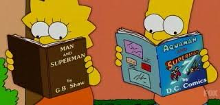 simpsons reading