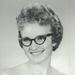 1961 Homecoming Queen of Cando High School in Cando, North Dakota
