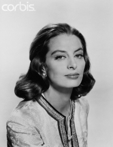 ca. 1960s --- Actress Capucine --- Image by © John Springer