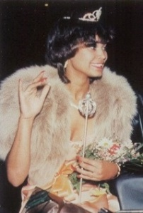 Diana Santifer - Homecoming Queen in the 1988