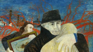 Father and child, Ben Shahn