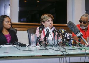 Gloria Allread press conf