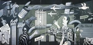 Guernica 2: Hommage to Picasso's Guernica, Jose Garcia y Mas