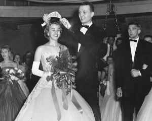 Homecoming Queen, 1956  The Duke University