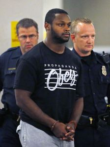 Jonathan Dwyer arrest