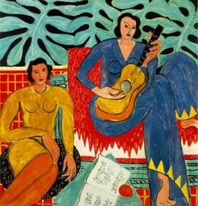 The Red Madras Headdress, Henri Matisse