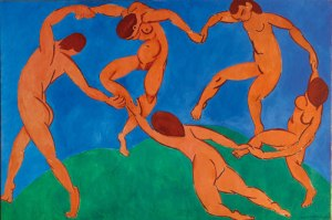 "Dance ""What hope might look like"" -- Henri Mattisse"