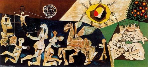 Peace, Pablo Picasso