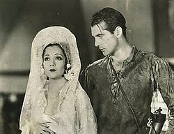 Lupe Vélez and Gary Cooper in The Wolf Song (1929)