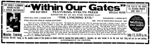 Within_Our_Gates_1920_newspaper_ad