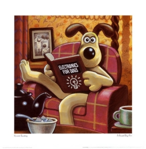 4127~Gromit-Reading-Posters